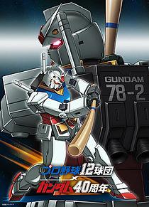 プロ野球×ガンダムの画像(機動戦士ガンダムに関連した画像)