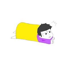 出られない… 焼き芋一松の画像(焼き芋 イラストに関連した画像)