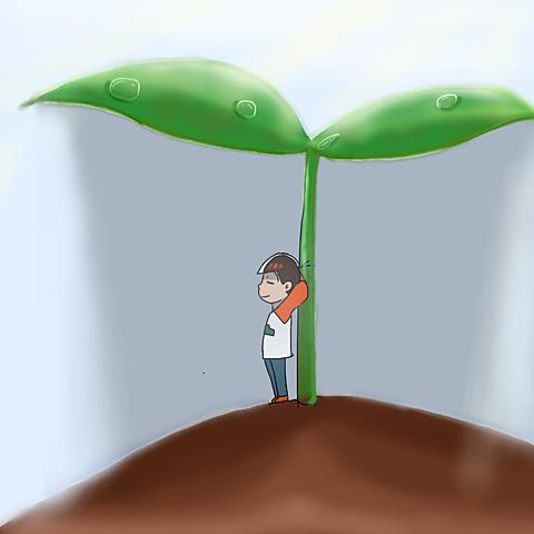 雨宿り~の画像 プリ画像