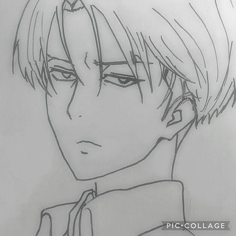 リヴァイ兵長✨の画像(プリ画像)