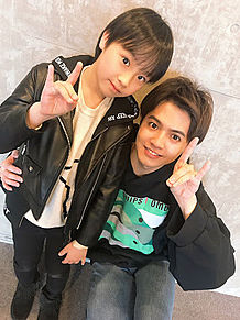 涼太くん出演【念唱】田中玲一❣️ゲスト子役との画像(ゲスに関連した画像)