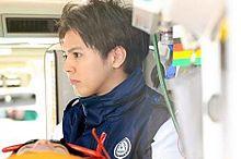 涼太くん出演【念唱】田中玲一❣️救急車🚑の中でのシーン プリ画像