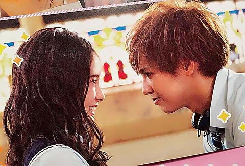 せとか&はるかキスする前の画像(プリ画像)