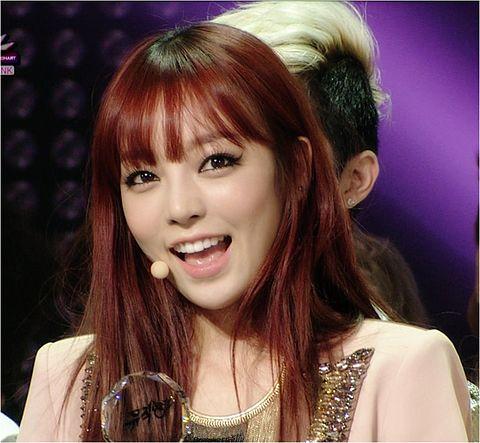 KARA ハラ@Music Bankの画像 プリ画像