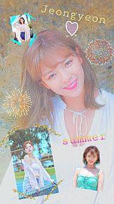 Jeongyeon   summerの画像(SUMMERに関連した画像)
