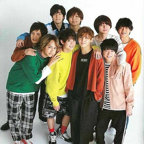 Hey! Say! JUMPは9人で1つ✨の画像(プリ画像)