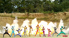 獣電戦隊キョウリュウジャーの画像(プリ画像)