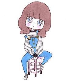 女の子の画像(オーバーオール 女の子に関連した画像)