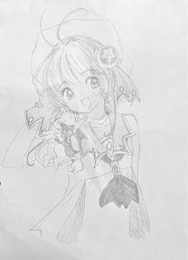 木之本桜 プリ画像