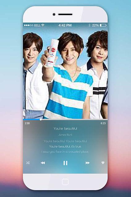 知念&山田&有岡のiPhone ケースの画像(プリ画像)