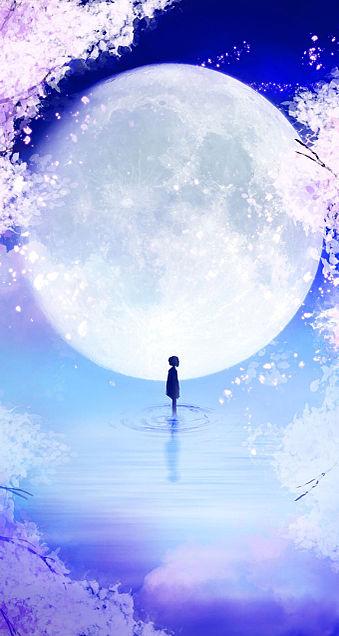 海 もみじ 花 マカロン ピンク 女子力 月の画像(プリ画像)