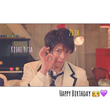 Happy Birthday ♡ 岸くん !
