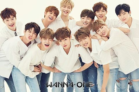 Wanna one の画像(プリ画像)