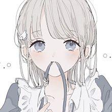 サムネ 女の子 アイコン イラスト 地雷 量産 サブカル 美少女の画像(顔写真に関連した画像)