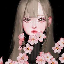 サムネ アイコン 地雷 量産 女の子 二次元 イラストの画像(顔写真に関連した画像)