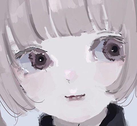 アイコン サムネ 地雷 量産 オタク 女の子 イラスト かわいいの画像(プリ画像)