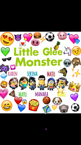 Little Glee Monster プリ画像