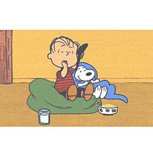 スヌーピー & ライナスの画像(プリ画像)