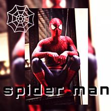 スパイダーマン プリ画像