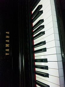 ピアノ プリ画像