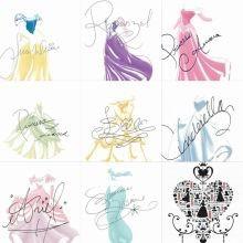 ディズニープリンセスドレスの画像(ディズニープリンセス ドレスに関連した画像)