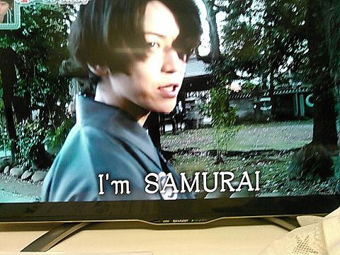 I'm SAMURAI  by kkの画像(プリ画像)