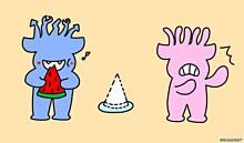 イッキーモンキー&ワルイッキー4コマ漫画(デジタル)の画像(イッキーモンキーに関連した画像)