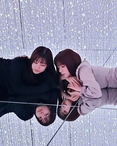 橋本環奈 池田エライザの画像 プリ画像