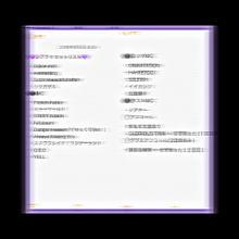 シアライ セットリスト表の画像(セットリストに関連した画像)