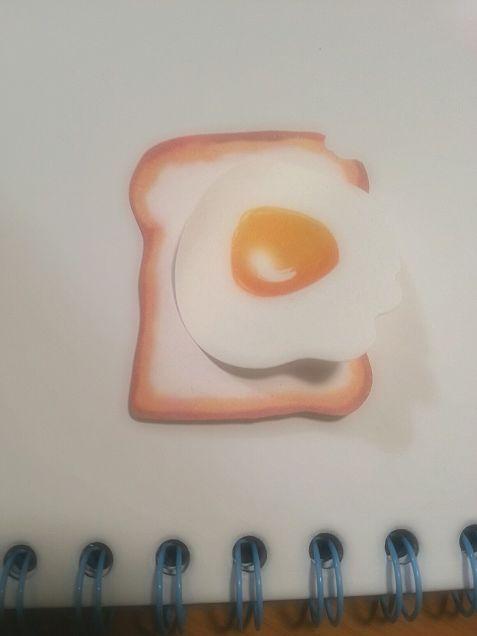 パンのふせんの画像(プリ画像)