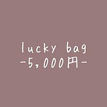 ラッキーバッグ2の画像(バッグに関連した画像)
