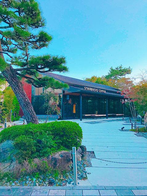 京都のスタバちゃんの画像 プリ画像