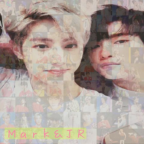 マーク&ジュニアの画像(プリ画像)