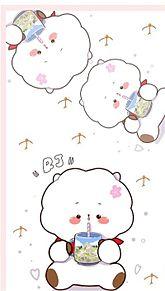 BTS パステル ゆめかわ ホーム画 アイコンの画像(かっこいい イラストに関連した画像)