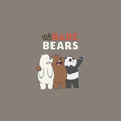 イラスト 背景 壁紙 好き くま クマ 熊 ベアベアーズの画像(プリ画像)