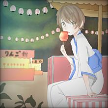 夏祭り by天月☪·̩͙の画像(プリ画像)