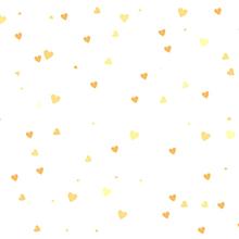 背景素材 ハート オレンジの画像(プリ画像)