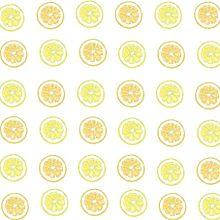 背景素材 レモン オレンジの画像(プリ画像)