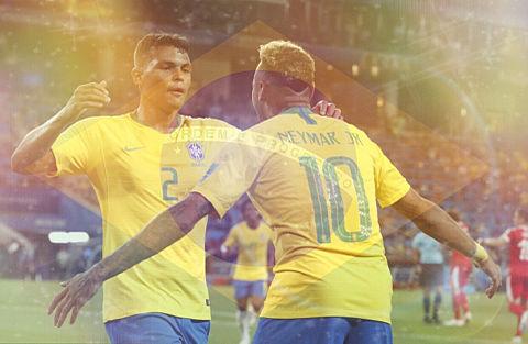 ブラジルサッカー代表🇧🇷⚽️の画像 プリ画像