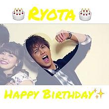 涼太Happy Birthday!