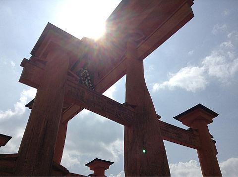厳島神社行った☆の画像 プリ画像