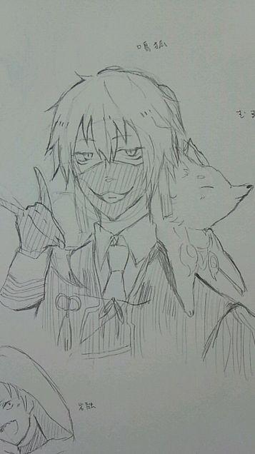 やぁやぁこれなるは鎌倉時代の打刀鳴狐と申しますの画像(プリ画像)