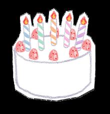 誕生日の画像(プリ画像)