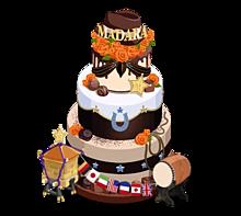 MaM ケーキ¦背景透過🎩の画像(斑に関連した画像)