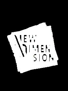 NEW DIMENSION ロゴ¦背景透過 プリ画像