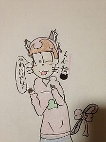 猫耳トド松の画像(猫耳に関連した画像)