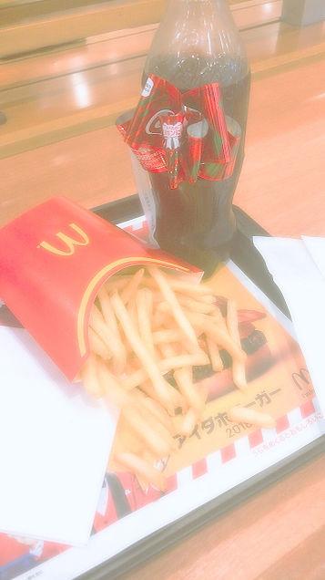 マック&コーラの画像 プリ画像