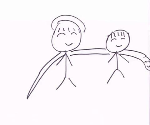 天才ミンシュガの芸術的な絵の画像(プリ画像)