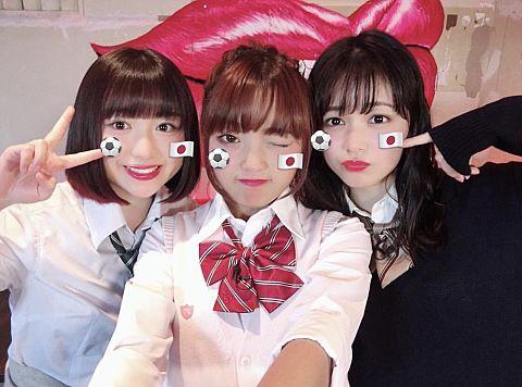 この3人すき♡の画像 プリ画像