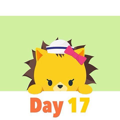 腹筋17日目!の画像(プリ画像)
